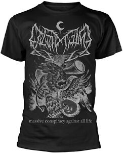 LEVIATHAN-Massive-Conspiracy-Against-All-Life-Seraph-T-SHIRT-OFFICIAL-MERCHANDIS