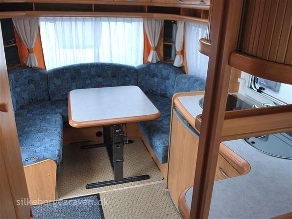 Hobby Excellent 460 UFe, 2006, kg egenvægt 1050