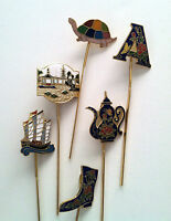 Vintage Traditional Handmade Cloisonne Bookmarks Bookmark In Different Designs