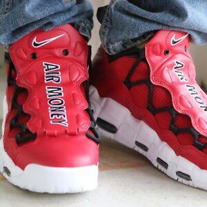 Nike Air More Money AJ2998-600 Gym Red