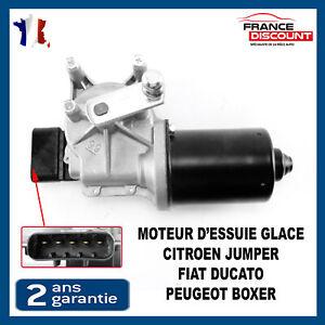 Moteur-d-039-essuie-glace-avant-pour-Citroen-Jumper-Fiat-Ducato-Peugeot-Boxer