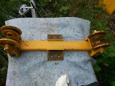 Heavy Duty I Beam Trolley Straight Amp Curved Bridge Truss Gib Crane Gantry Dolly
