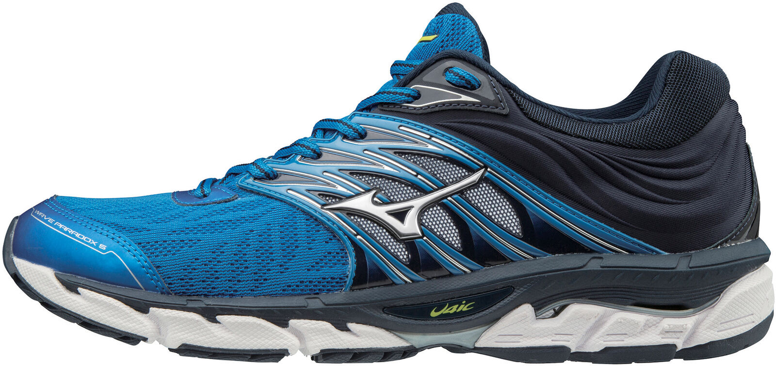Mizuno Wave Paradox 5 Mens Running shoes - bluee