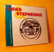 MAXI Single CD JONES & STEPHENSON The Fourth Rebirth 4TR 1995 BONZAI RECORDS