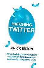 Hatching Twitter, Bilton, Nick, New Book