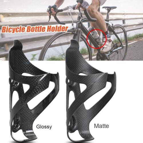 Full Carbon Fiber Bicycle Water Bottle Cage MTB Road Bike Bottle Holder Fast