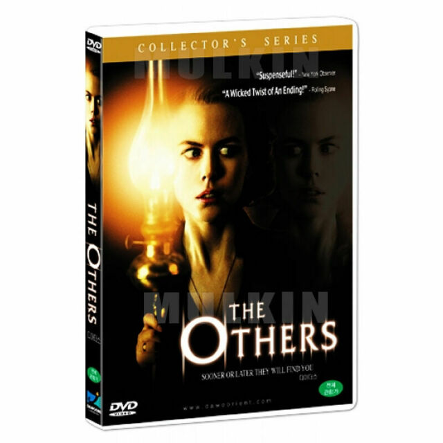 The Others (2001) Nicole Kidman Christopher Eccleston DVD
