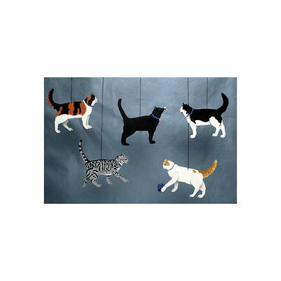 Skyflight Kitty Cats Kittens Hanging Baby Classroom Mobile Educational Decor