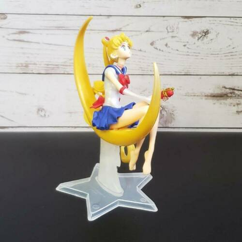 Anime sailor moon tsukino usagi pvc action figure kuchen dekor geschenk flYfE
