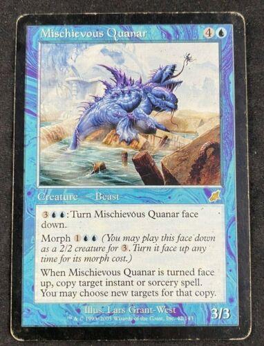 MTG Magic The Gathering Mischievous Quanar Scourge HP