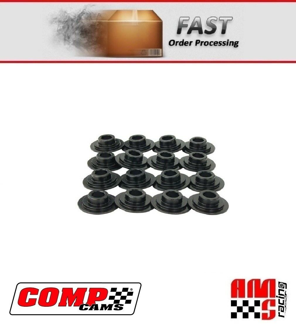 Competition Cams 774-16 Steel Retainers for GM Gen III 7 degree Angle for 26915 and 26918 Beehive Springs