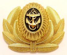 Russian Navy Warrant Officer Cap Hat Badge Cockade