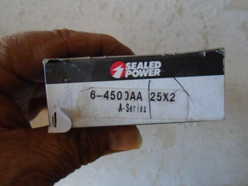 sealed power 96-07 ford mercury 3.8 3.9 4.2 Rod Bearing Set 6-4500AA 25x2 rod002