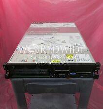 IBM 8231-E2B Power 710 Express Server 3GHz 4-Core P7, 4GB Mem, 73.4GB Disk Rails