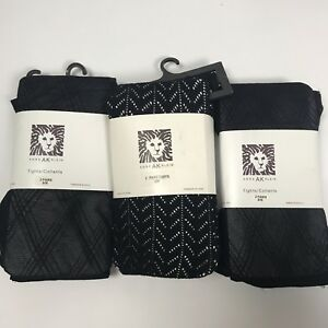 8926d603b624d Lots 3 Anne Klein Women's 6 Pair Semi Transparent Tights Stocking ...