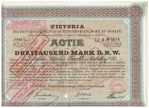 Victoria-Feuer-Versicherungs-AG-zu-Berlin-Berlin-1918-3000-Mark