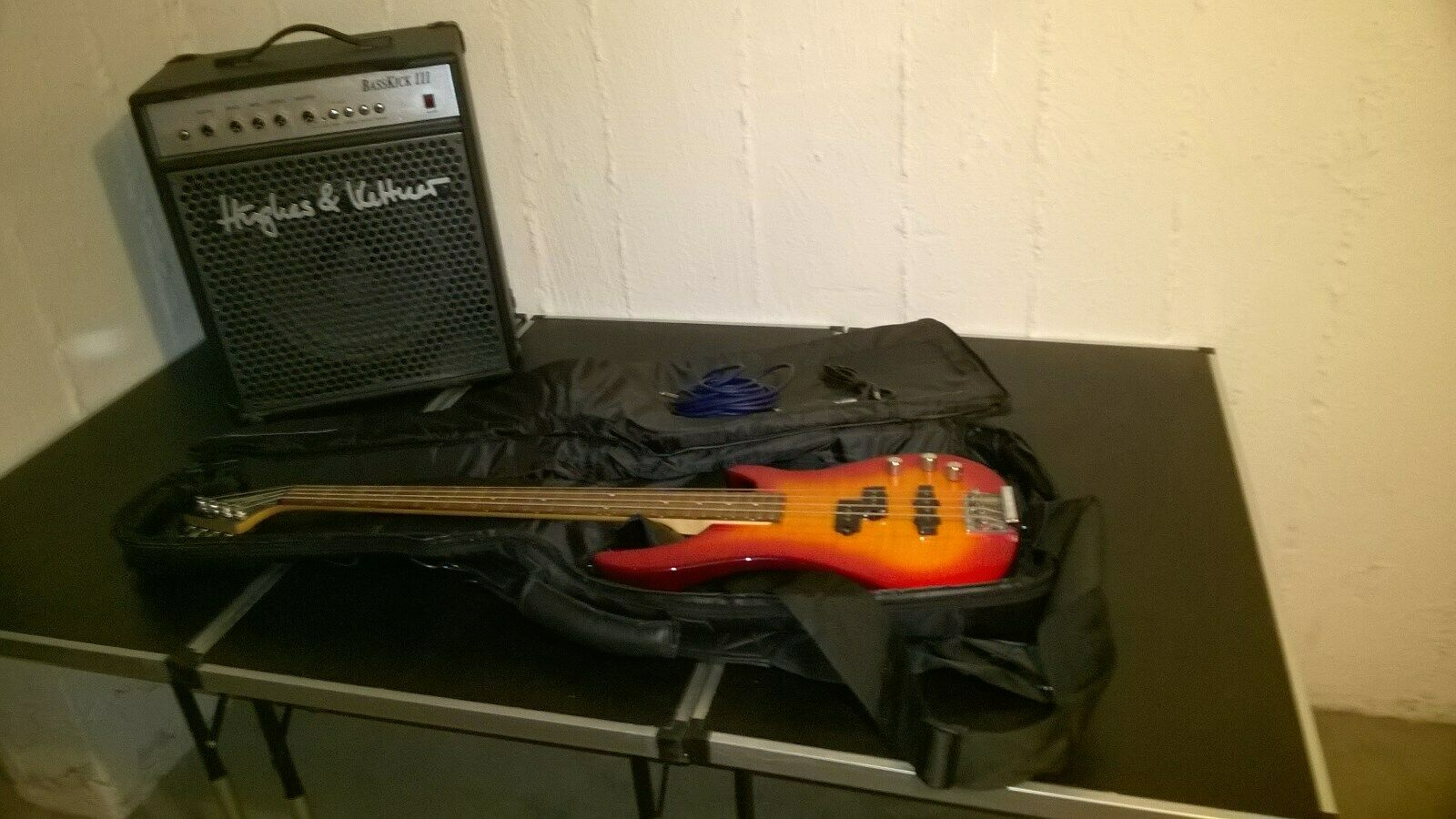 Jackson E - Gitarre plus hughes heghes
