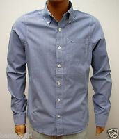 Hollister Men's Button Down Shirt 100% Authentic Size: Medium