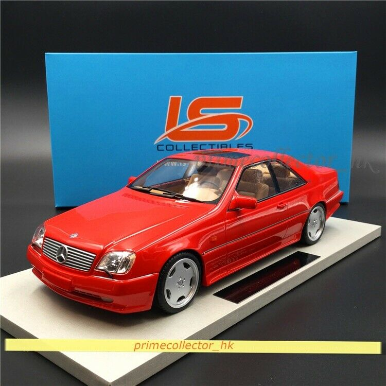 Ls Collectibles 1 18 AMG Mercedes CL600 7.0 Coupe LS036A