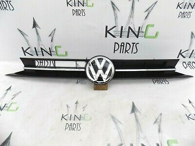 VW POLO 2018-ON FRONT BUMPER GRILL GENUINE *NEW* 2G0853651L KING CARS