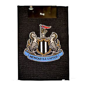 Details About Newcastle United Fc Crest Rug Bedroom Floor Carpet Mat New Gift Xmas 80 X 50 Cm