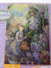 Josephine Wall Fantasy Jigsaw puzzle My Savior of the Seas Crystals and Candleli
