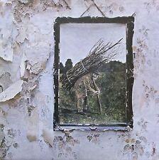 Led Zeppelin IV (Orange & Plum label, Vinyl, G/VG cond., 1971, deluxe2401012)