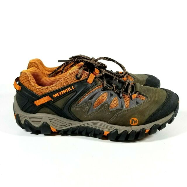merrell mens shoes size 8 womens