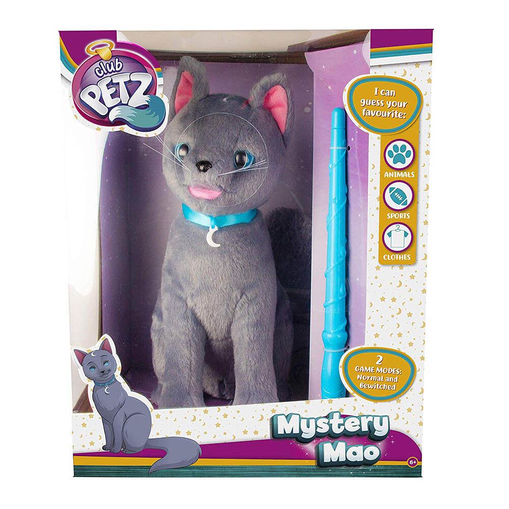 Peluche interattivo per bambini gatto magico bacchetta magica Imc Toys 6-8 anni