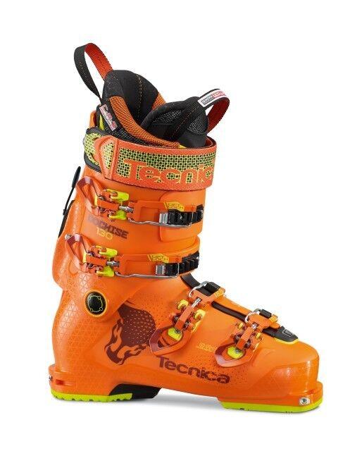 Stiefel Skifahren Skifahren Stiefel Skiraum All Mountain Freeride TECNICA COCHISE 130 DYN Hirsch 542349