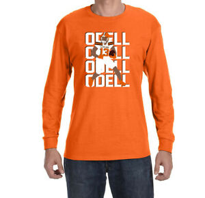 new products 839e7 d9e6e Details about Cleveland Browns Odell Beckham Jr Long sleeve shirt