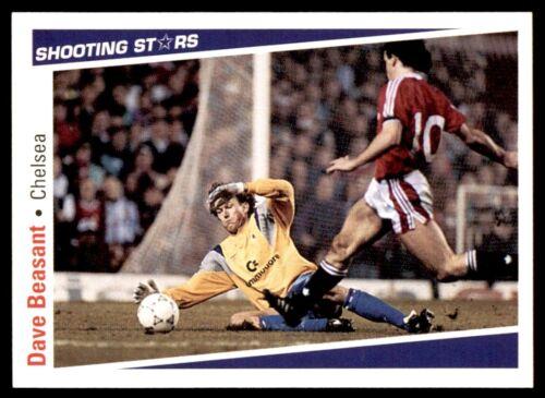 Merlin Shooting Stars 91//92 38 Chelsea Beasant Dave no