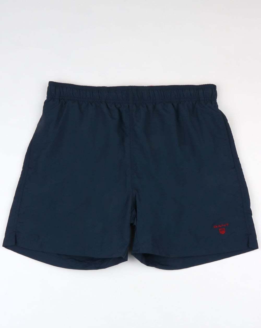 GANT GANT Basic Swim Pantaloncini in Navy blu-nuotatori, Pantaloncini da da da Spiaggia ef41a5