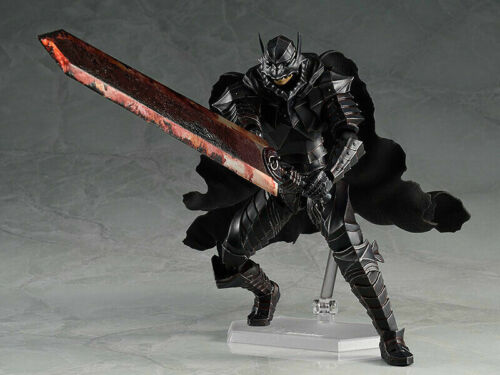 figma Berserk Guts Berserker Armor ver Repaint Skull Edition Max Factory NEW