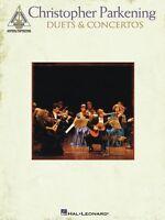 Christopher Parkening Duets & Concertos Sheet Music Guitar Tablature B 000690938