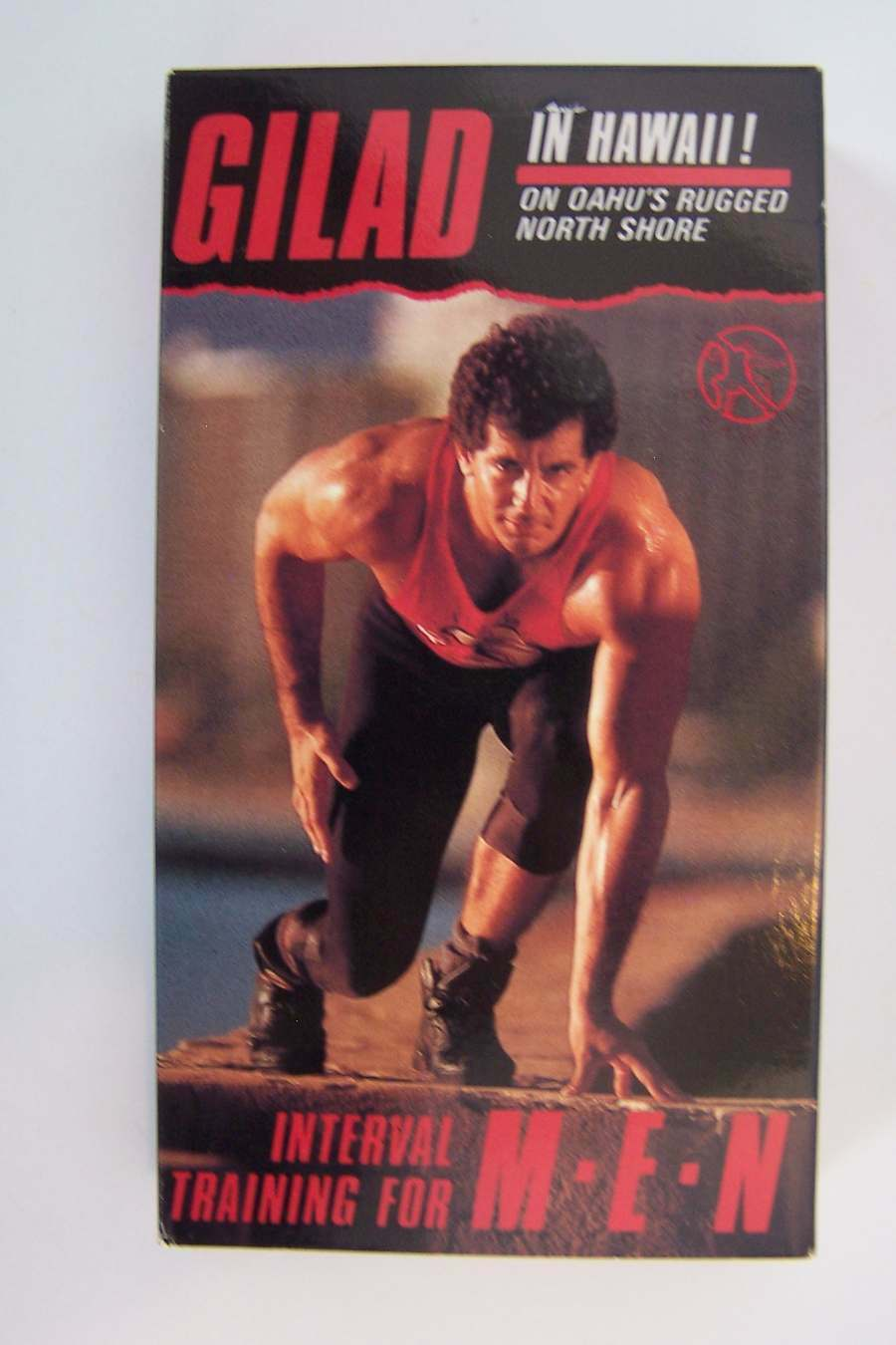 Gilad In Hawaii: Interval Training for Men VHS Video Ta