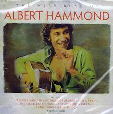 CD MUSICALE NUOVO/scatola originale-Albert Hammond-The Very Best of