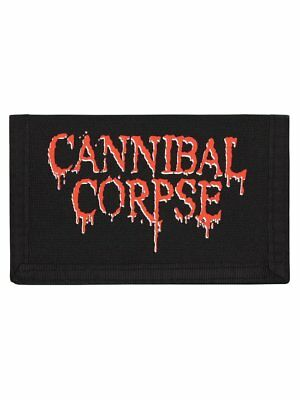 Consegna Veloce Cannibal Corpse Wallet Portafoglio Official Merchandise