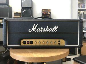 1982-Marshall-2203-JMP-MK2-Master-Model-100W-Lead-Head