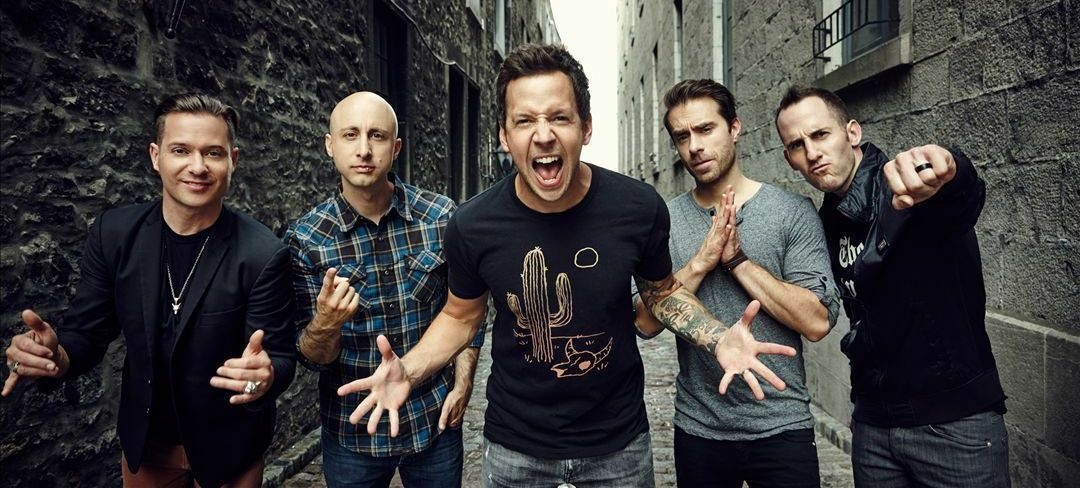 Simple Plan Tickets (Relocated from The Theater Of Living Arts)