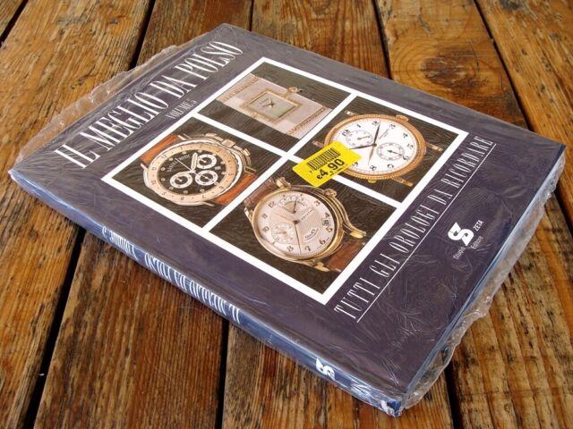 K1) IL MEGLIO DA POLSO volume 5. Tutti gli orologi da ricordare (studio zeta)