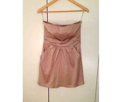Satin Stof | DBA billige og brugte kjoler