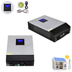 Nuevo solar power inverter 3kva/5kva inverter inversor 24v/48v PWM