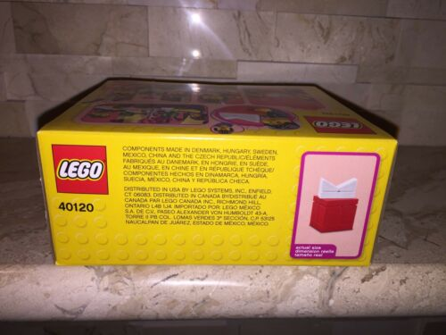 LEGO 40120 VALENTINE/'S DAY SWEETHEART ENGAGEMENT