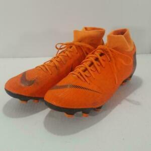 Nike Mercurial Superfly 7 FG Outdoor Soccer Cleats, Orange,  Mens 8.5, Pre-Owned (SKU: AAWE1Q) Calgary Alberta Preview