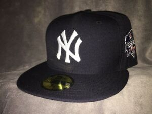 9c31c57f5b3 New York Yankees 2000 World Series New Era 59Fifty Fitted Hat 7 1 8 ...