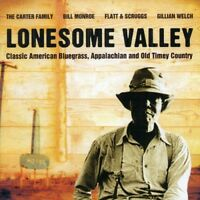 Lonesome Valley / Various - Lonesome Valley [new Cd]