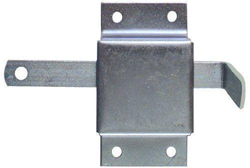 NEW NATIONAL N280-727 GARAGE DOOR ZINC SLIDE LATCH KIT  7171879