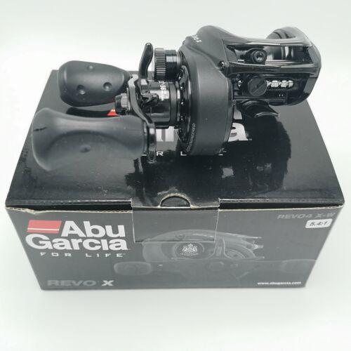 Abu Garcia Revo4 X-W RIGHT 5.4:1 Gear Ratio Baitcasting Fishing Reel #1430439