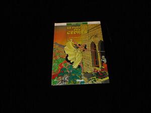 Bardet-Klimos-The-Scent-Of-Cedars-1-The-Sang-D-039-Adonis-Eo-Glenat-DL-09-1997
